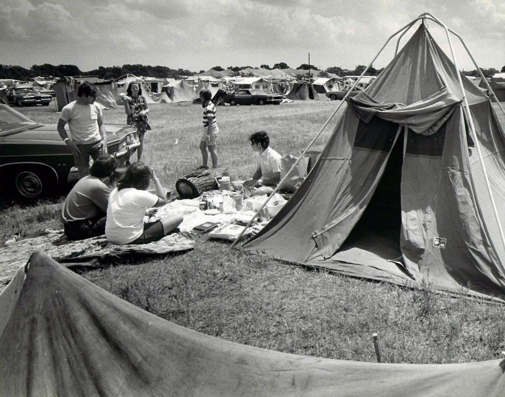 Explo 1972 campgrounds