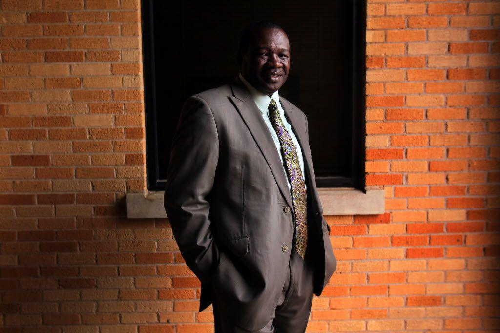DeSoto ISD Superintendent David Harris took over in April 2012.