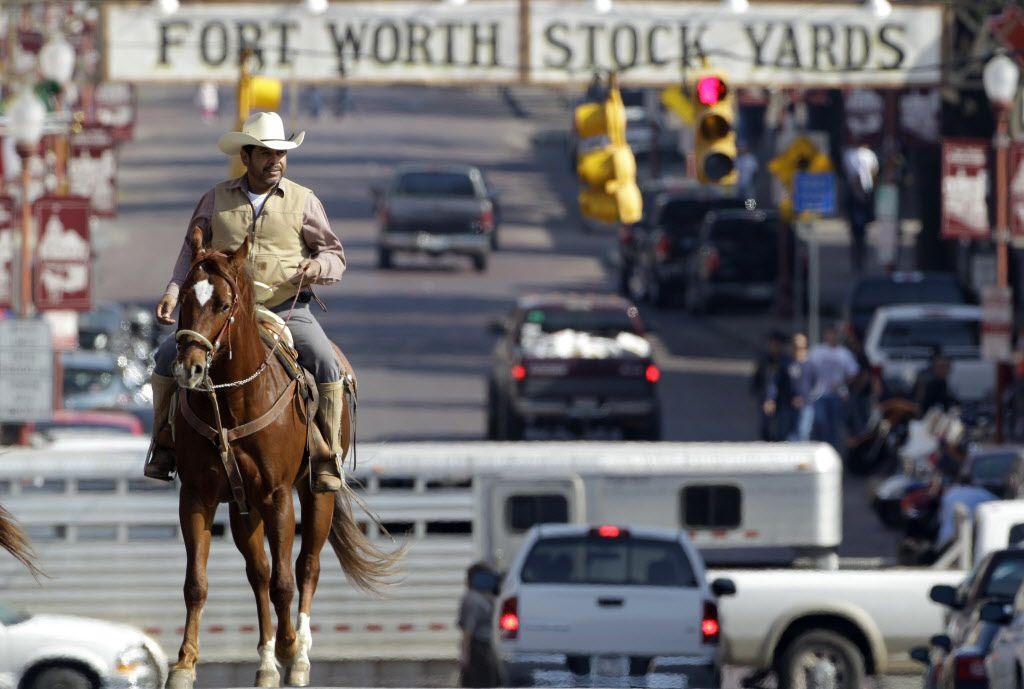 The Vaquero Gathering en los Stockyards de Fort Worth será un evento que celebrara los vaqueros mexicanos.