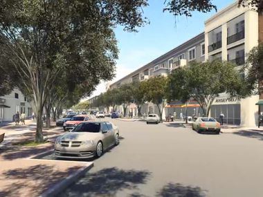 The Beacon Square project has been in the works for several years near Bush Turnpike in Plano.