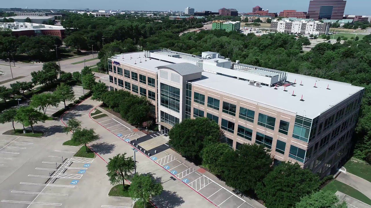 The Creekwood Corporate Center is at Greenville Avenue and Lookout Drive in Richardson.