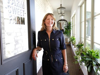 Shannon McLinden developed a foot care product to help soothe her cracked heels from running in college. That grew into FarmHouse Fresh, a McKinney company that today boasts thousands of spas and resorts as clients.
