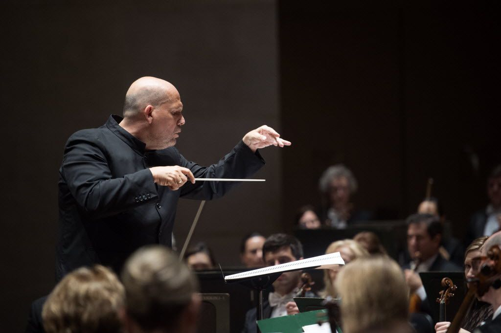 Music director Jaap van Zweden will conduct the Dallas Symphony Orchestra in concerts that will benefit the Hurricane Harvey Relief Fund.