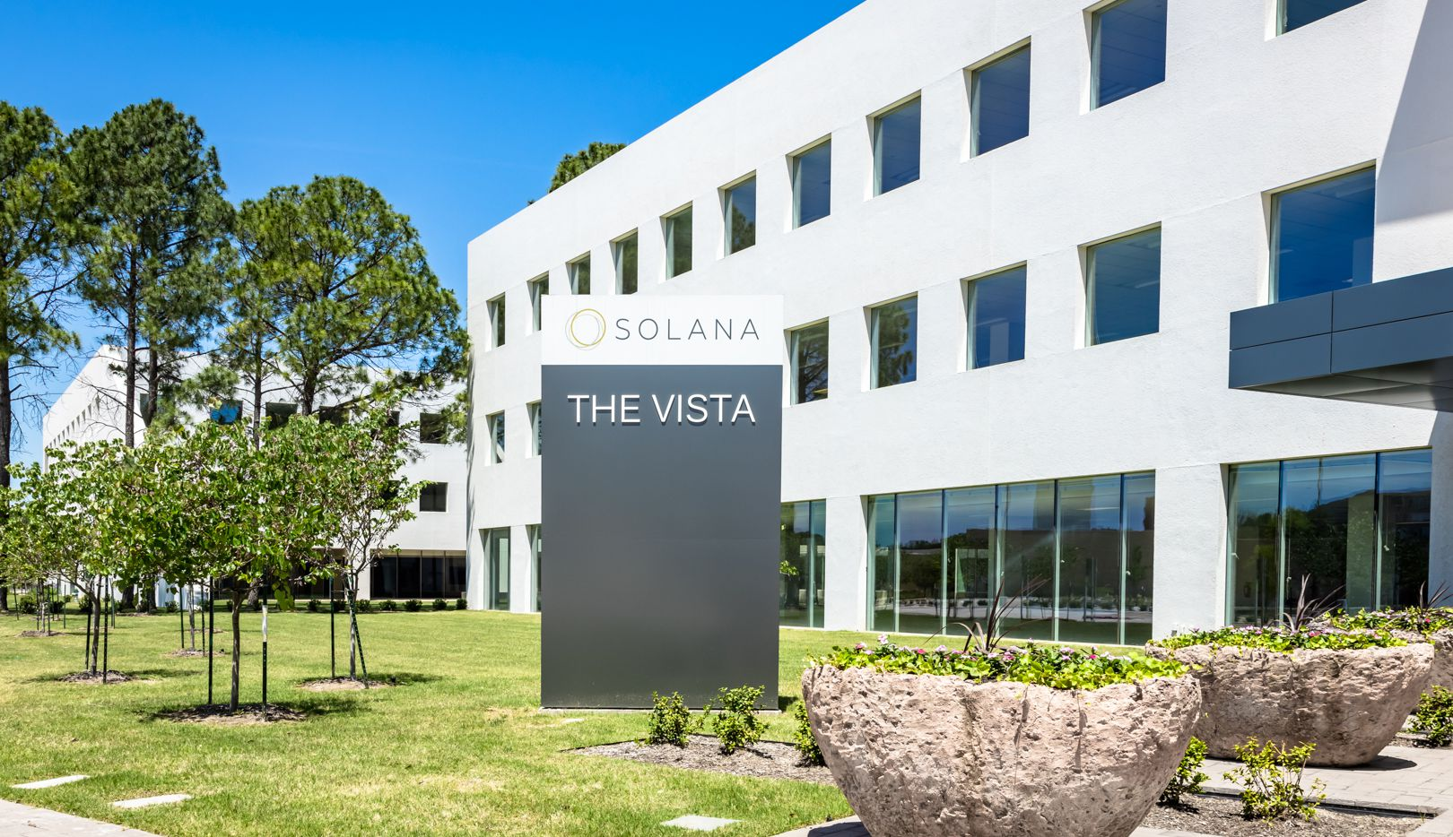The Town of Westlake rented office space in the Solana development on State Highway 114.