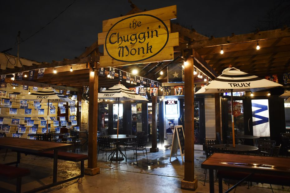 LG Taps changed its name to The Chuggin' Monk in January 2020. The ownership did not change.
