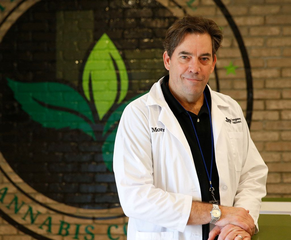 Morris Denton is CEO of Compassionate Cultivation, a state-licensed medical cannabis cultivator and dispensary. The company grows marijuana and produces CBD oil for patients as part of Texas' Compassionate Use Program.