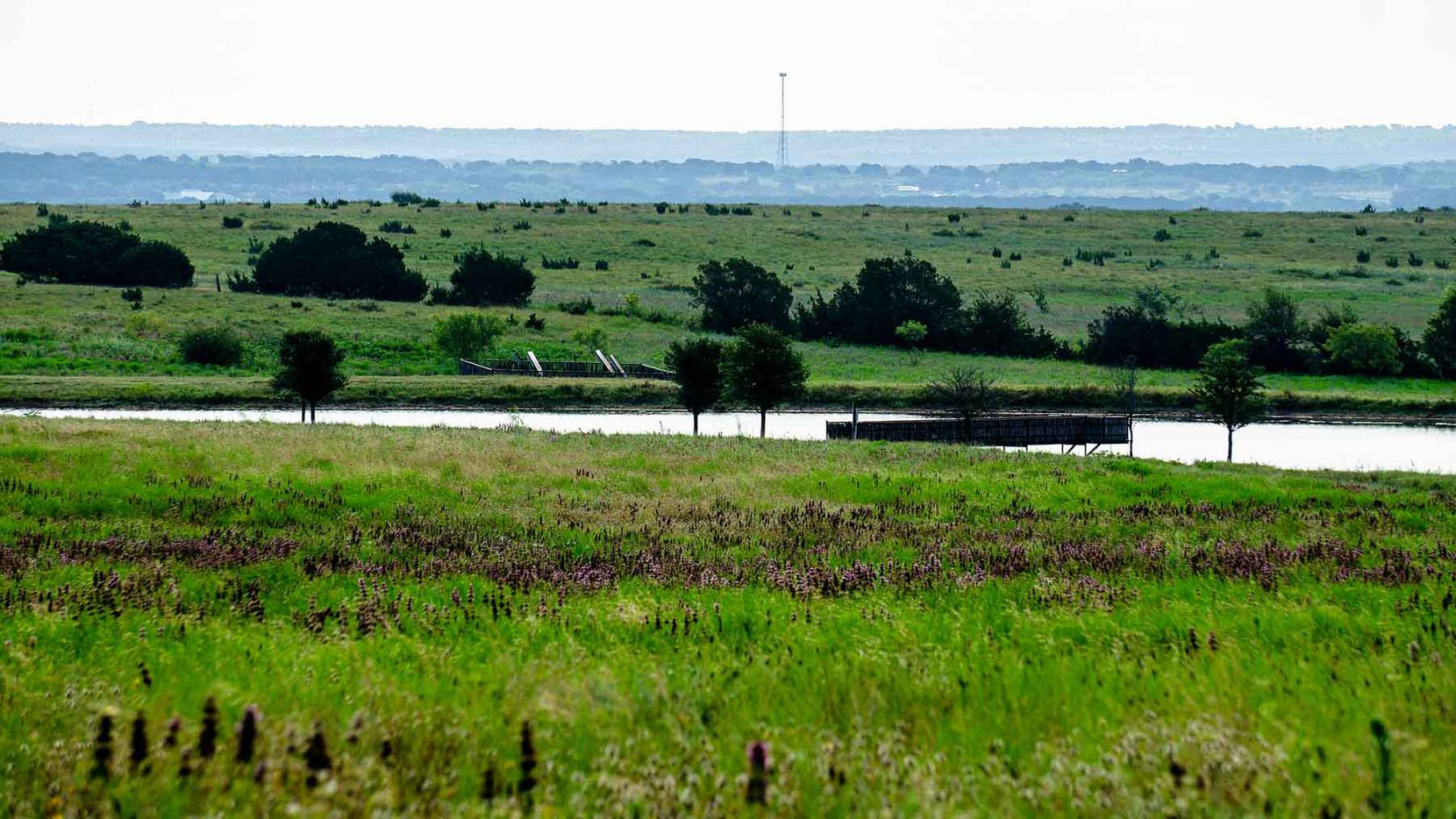 The River Bluff Ranch is almost 1,500 acres.