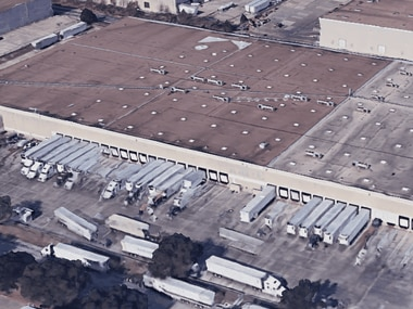 Americold already owned one refrigerated warehouse in Grand Prairie.