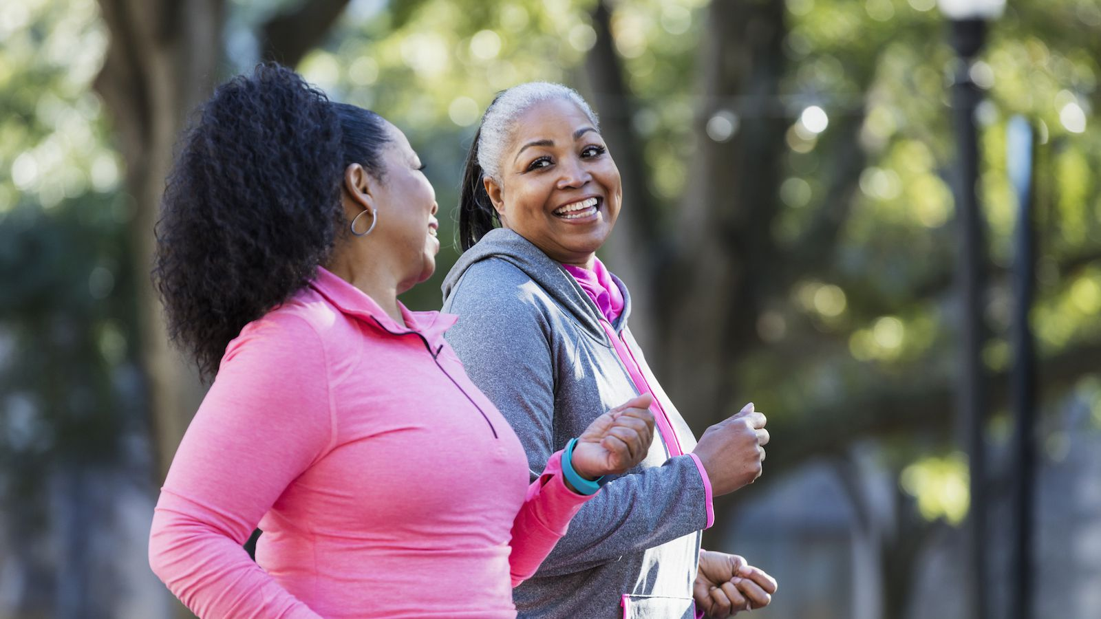 Del Webb at Trinity Falls has miles of walking trails for enjoying nature and exercising with friends.