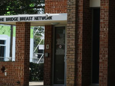 The Bridge Breast Network is run by five women in Dallas and made $4 million in revenue in 2018 with 96% going to help women get diagnosis and treatment for breast cancer. The nonprofit canceled its September annual gala due to COVID-19 and thinks it should have received its $13,000 deposit back from the event space and catering company.