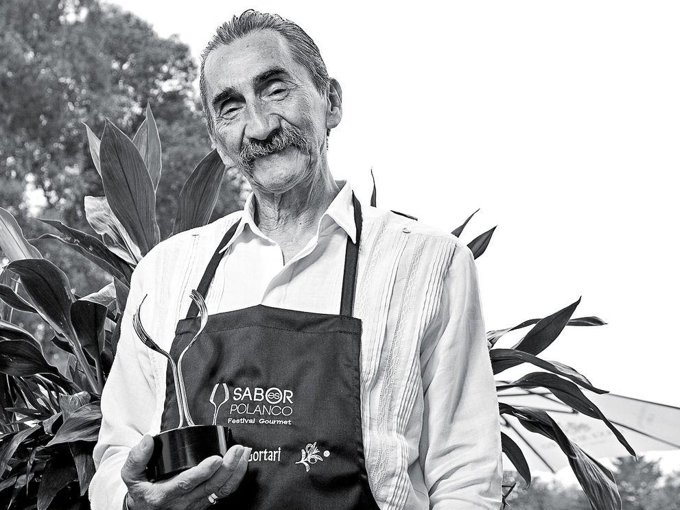 Yuri de Gortari era uno de los más reconocidos exponentes de la cocina tradicional mexicana.