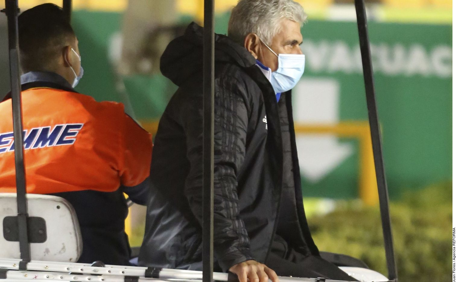 """Ricardo """"Tuca"""" Ferretti se someterá a una cirugía a finales de marzo por una lesión en la cadera."""