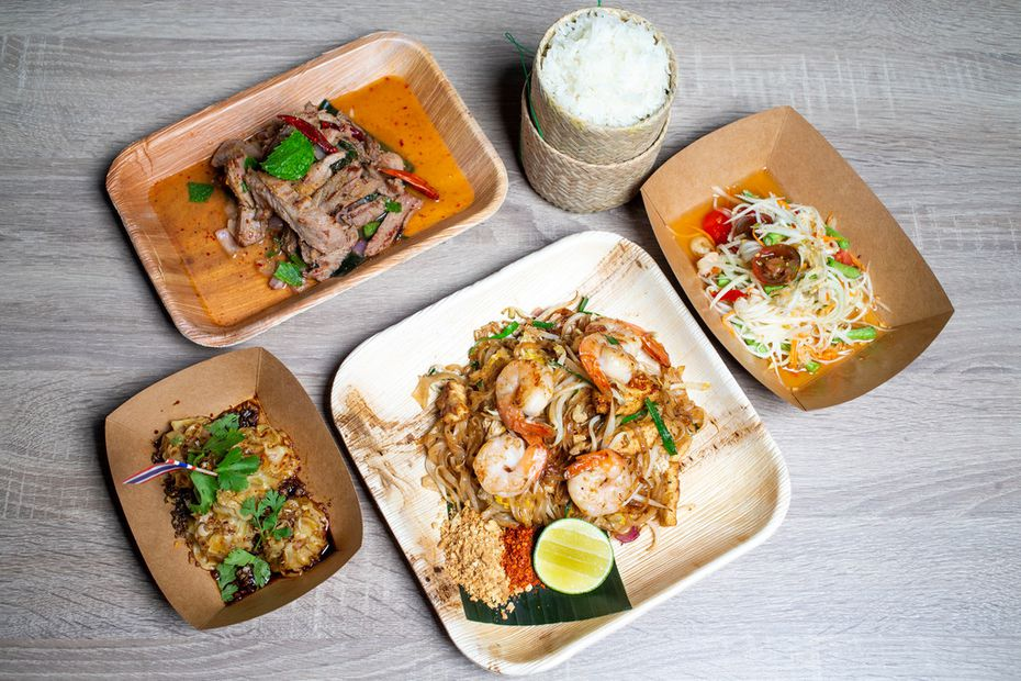 Ka-Tip's menu is Thai street food without the Americanized spin, say its owners.