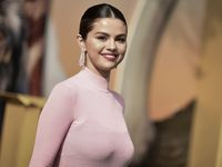 """In this Jan 11, 2020 file photo, Selena Gomez attends the premiere of """"Dolittle"""" in Los Angeles. (Photo by Richard Shotwell/Invision/AP, File)"""