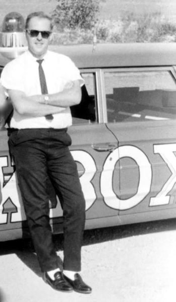 Ron Jenkins worked for KBOX-AM radio under the name Ron McAlister. He was part of the news team that reported on the President John F. Kennedy's assassination.