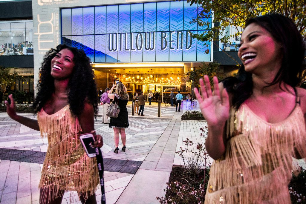 Do you think of Shops at Willow Bend when you're hungry for lunch or dinner? After a $125 million renovation, company execs are hoping this Plano mall could become a foodie destination.