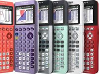 The newest Texas Instruments graphing calculator brings the popular Python programming language to the classroom.