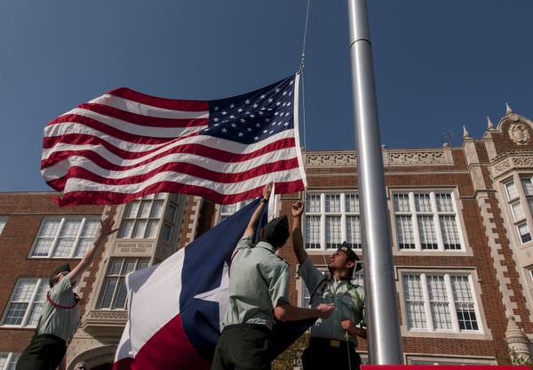A new petition urges the Dallas school district to rename Woodrow Wilson High School over concerns about the former president's ties to racists policies.
