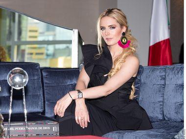 Tania Ruiz Eichelmann desmintió los rumores de que terminó su relación con el ex Presidente Enrique Peña Nieto.