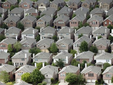 Real estate agents sold 34,668 D-FW homes in the third quarter.