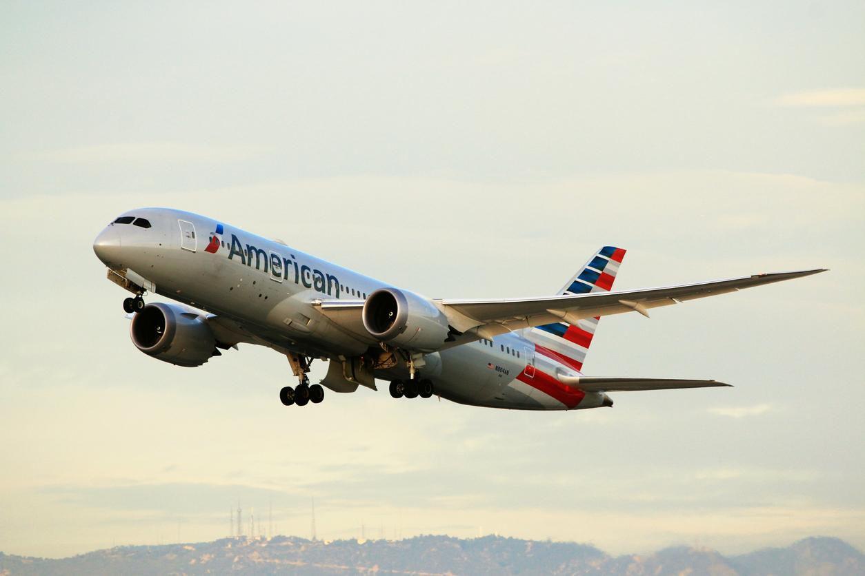Un avión Boeing 787 será utilizado para los nuevos vuelos de American Airlines desde DFW a ciudades europeas.(GETTY IMAGES)
