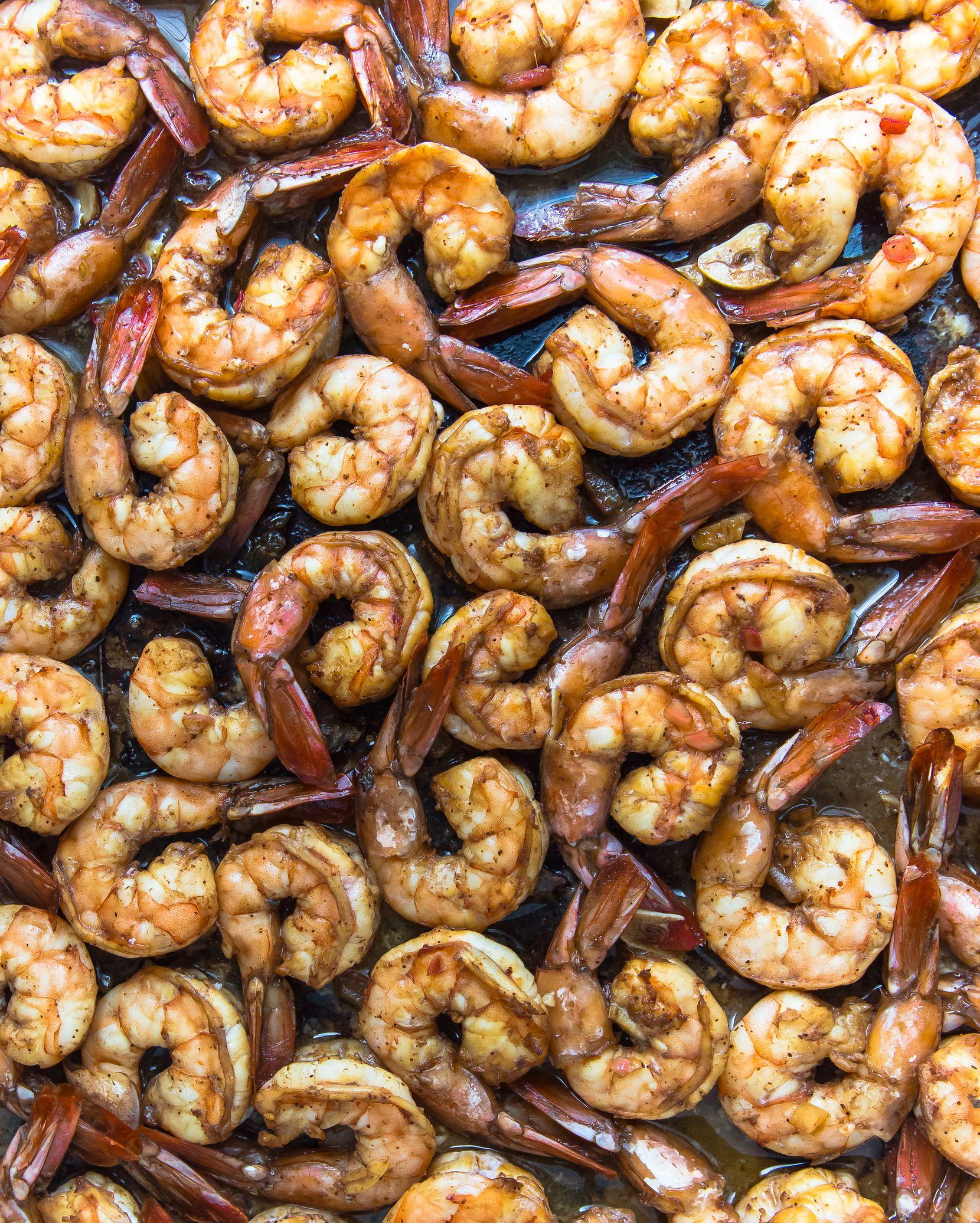Tamarind Shrimp is an easy weeknight dinner.