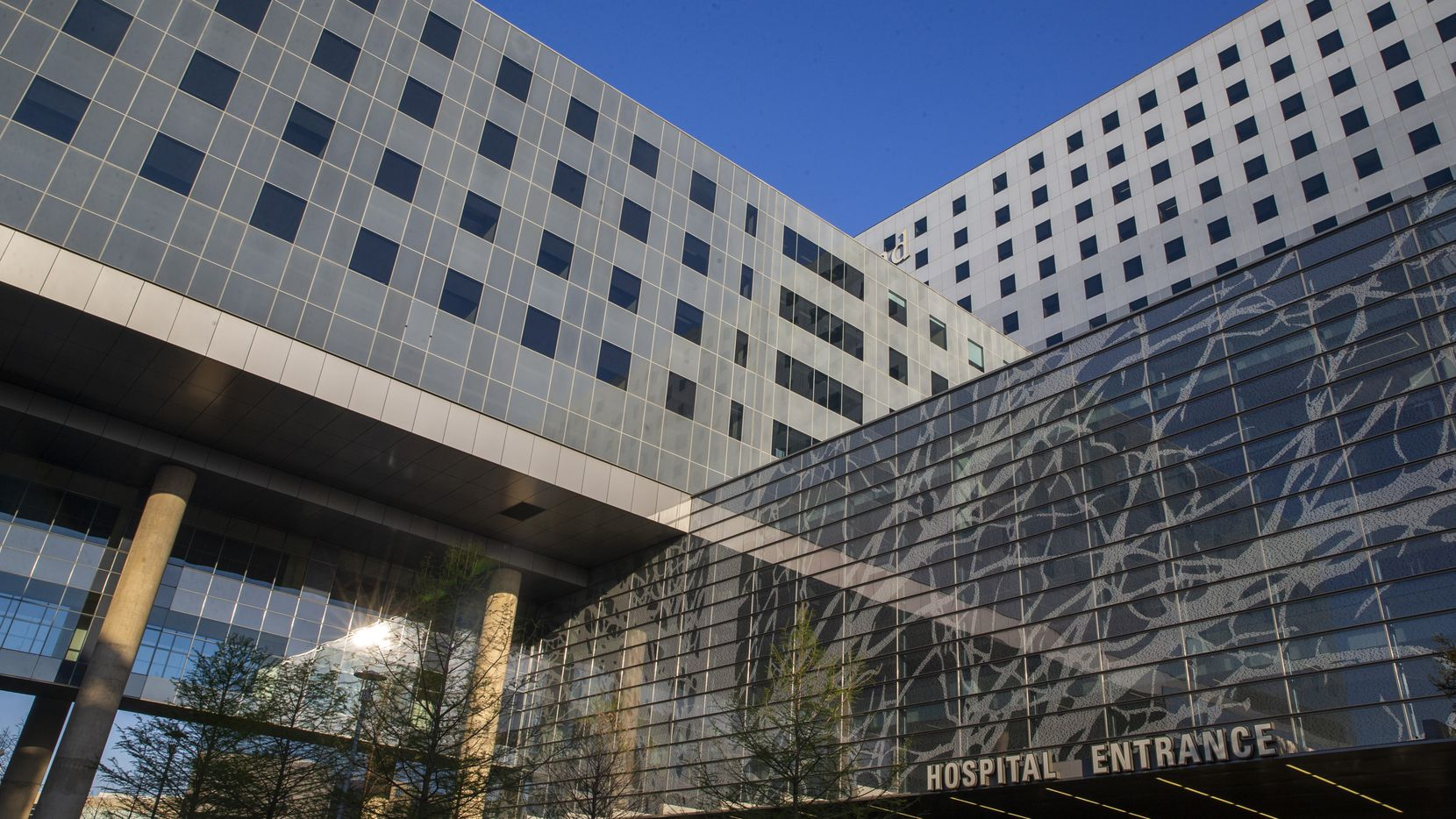 Parkland Hospital in Dallas