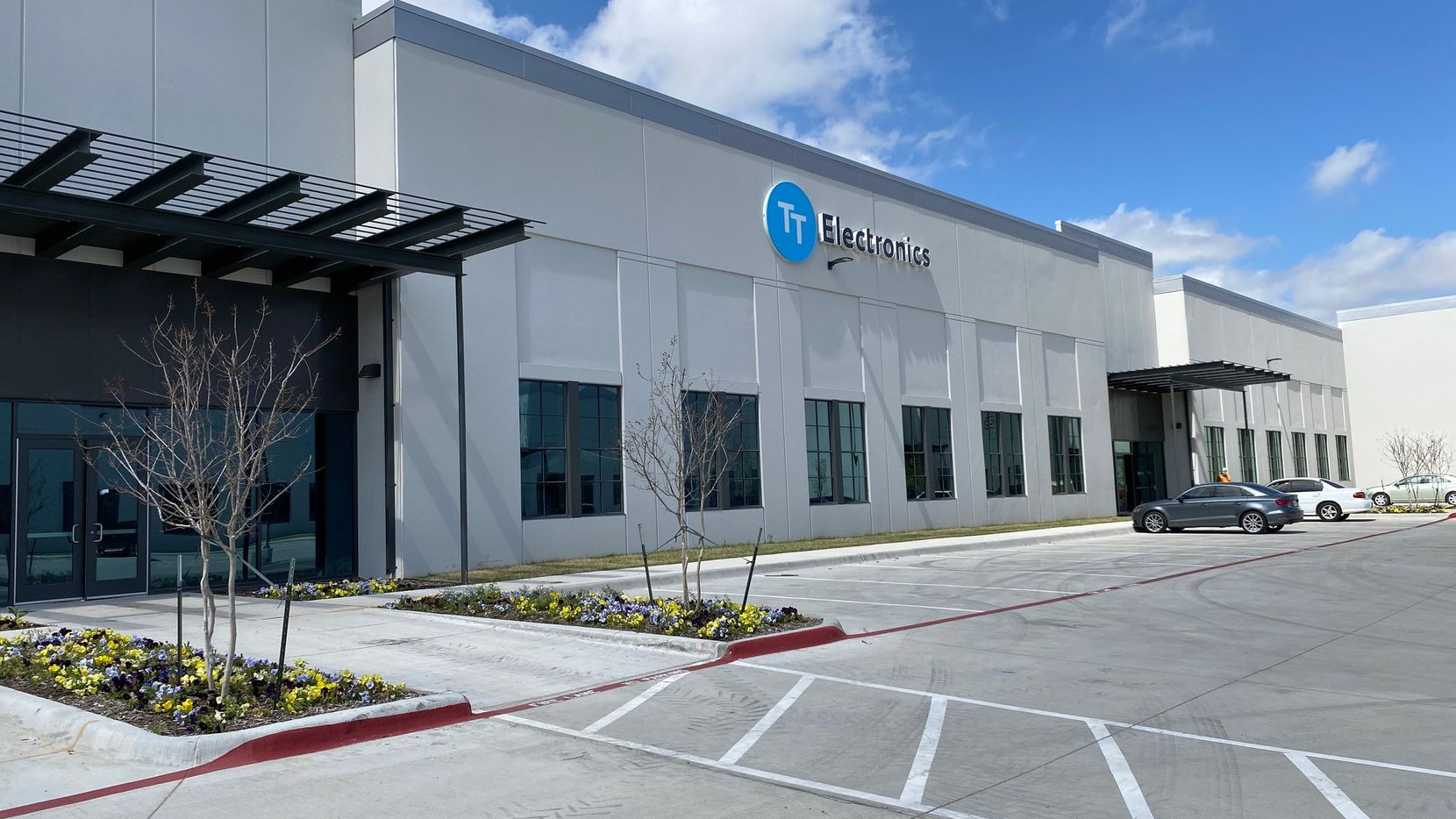 The new office is on Plano Parkway near Jupiter Road.