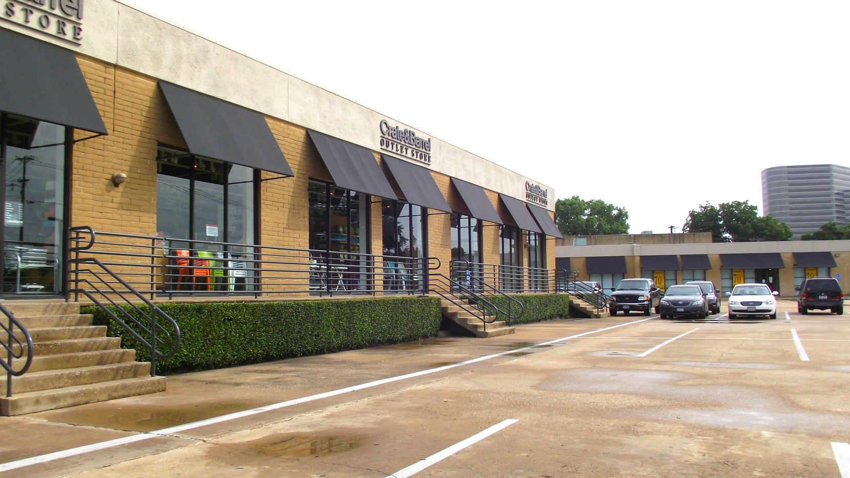 Inwood Trade Center is located northwest of downtown Dallas.