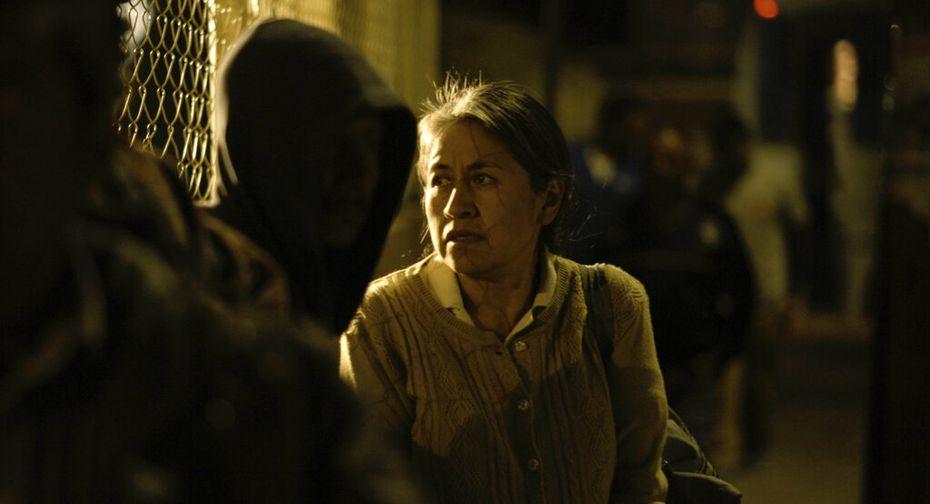 """En esta imagen difundida por Cinépolis Distribución, la actriz Mercedes Hernández en una escena de la película """"Sin señas particulares"""", que se estrena en México el 5 de agosto de 2021."""