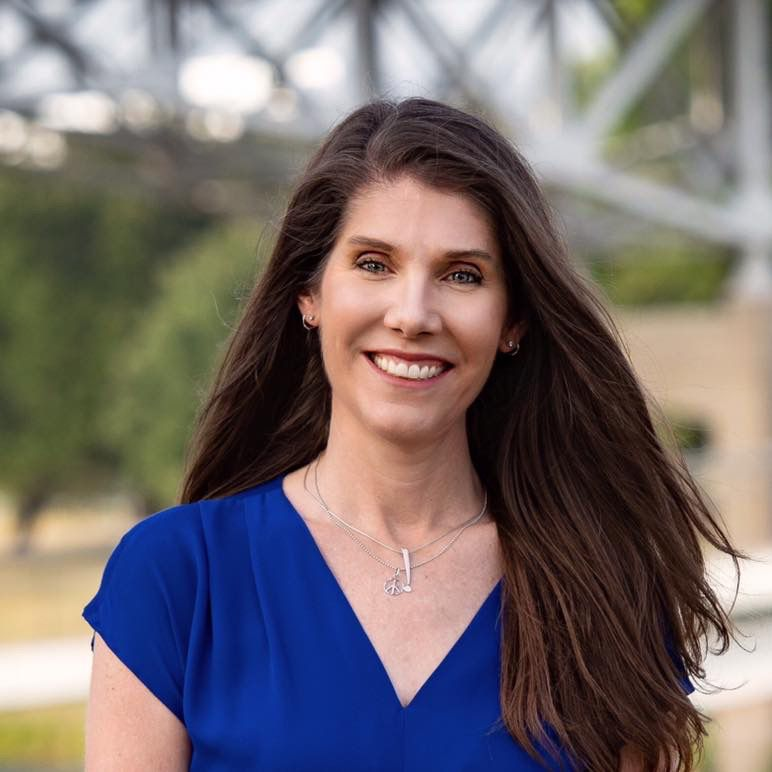 Ann Zadeh, 54, is a 2021 candidate for Fort Worth mayor.