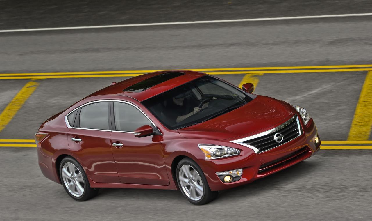Modelos de Nissan Altimo serán retirados para corregir un defecto que podría ocurrir en accidentes. (ARCHIVO/NISSAN)