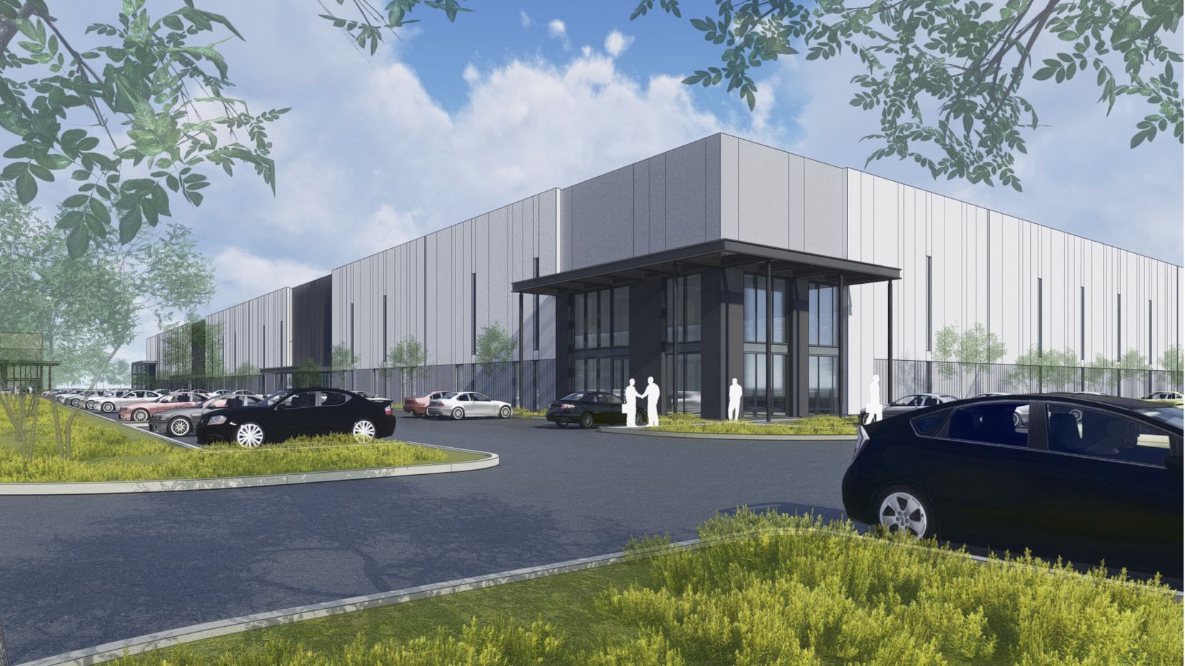 The Mesquite 635 industrial project will start in the fourth quarter.