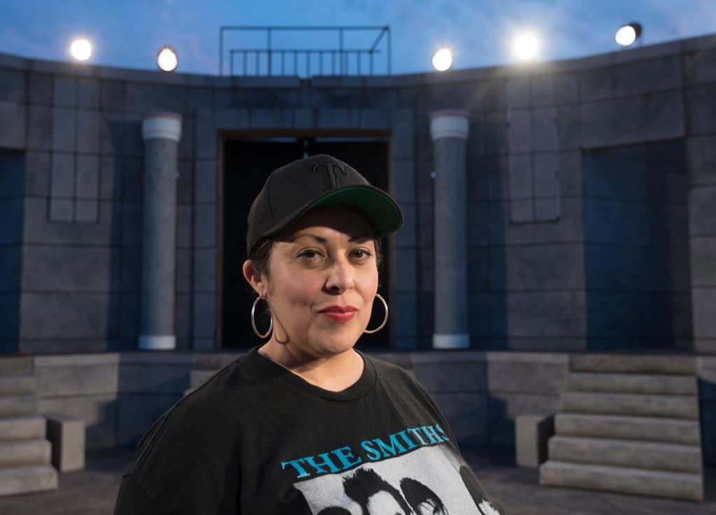 Shakespeare in the Park's  Titus Andronicus  is directed by Christie Vela.
