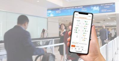 Una App permitirá saber los tiempos de demora en las filas de seguridad del aeropuerto DFW. CORTESÍA