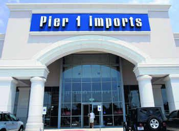 Fort Worth-based Pier 1 Imports filed for bankruptcy in February after trying to turn itself around in recent years.