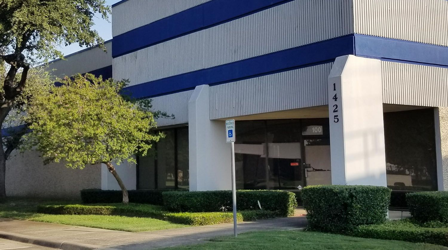 Technical Consumer Products Inc. leased 11,819 square feet of office and warehouse space in Whitlock Business Center I in Carrollton.