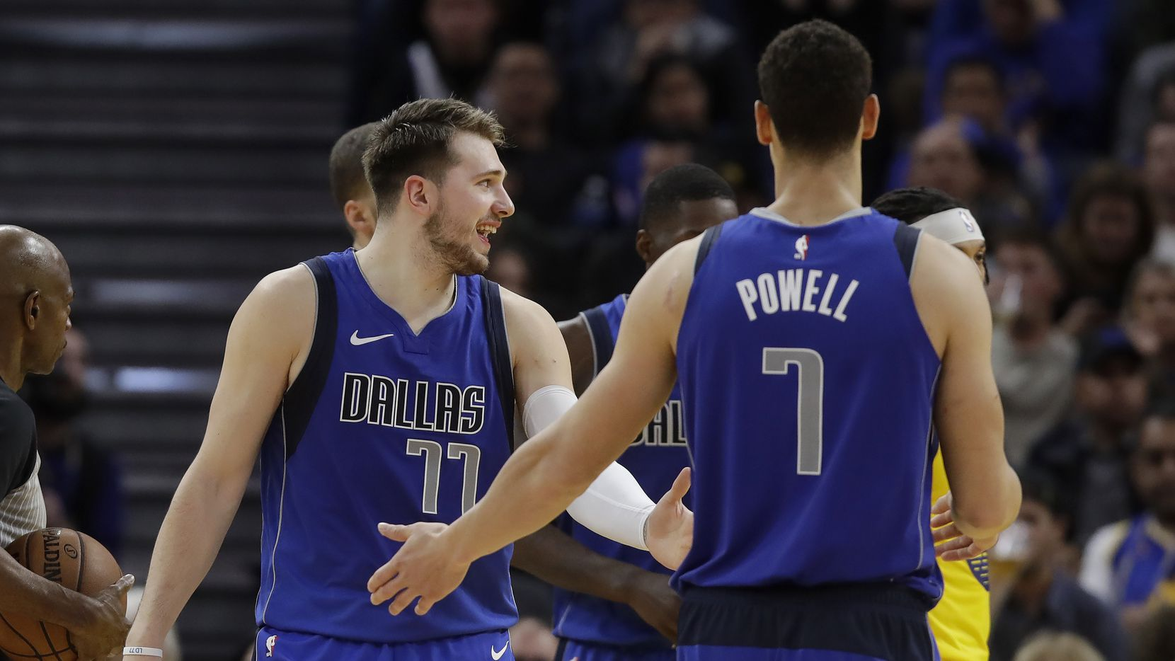 In A Test Of Their Manhood Luka Doncic And The Mavs