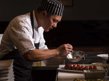 Chef Thanh Nguyen opens his third Oishii in Plano.