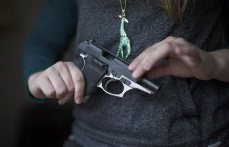 La nueva ley se implementará el primero de agosto en el estado de Texas. (NYT/AARON P. BERNSTEIN)