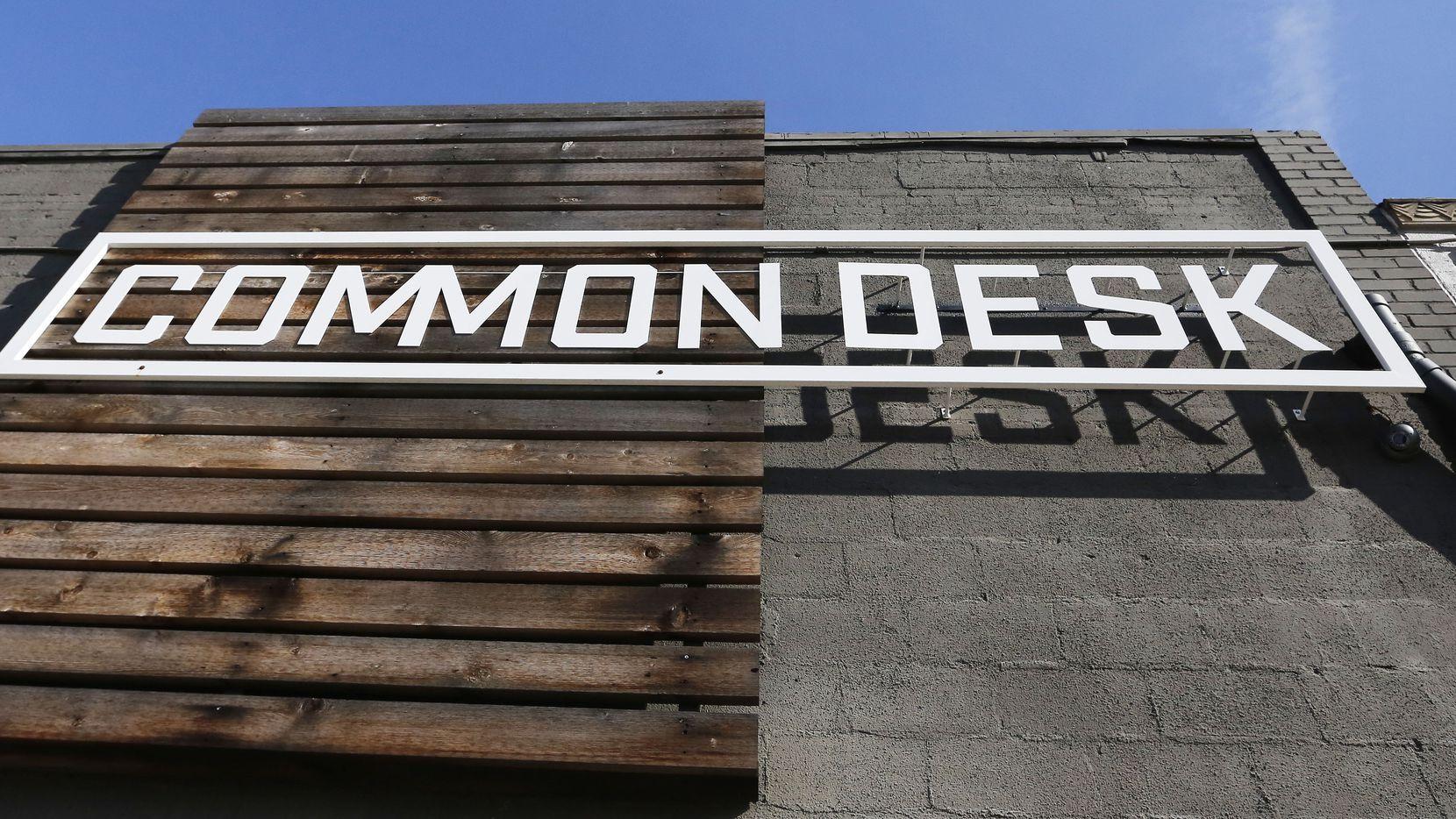 Common Desk got its start in Deep Ellum eight years ago.