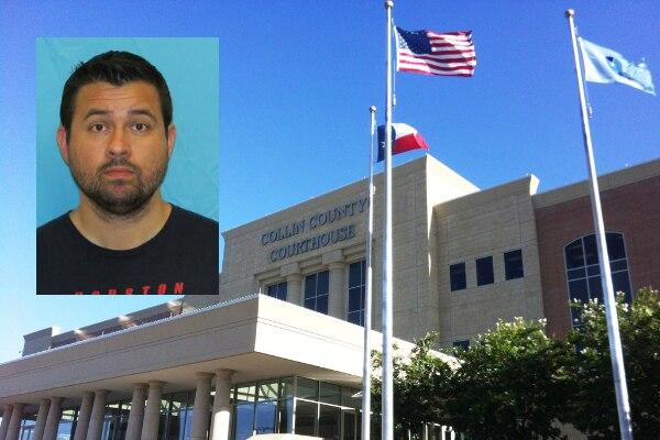 Travis Chupe se declaró culpable de indecencia con una menor.