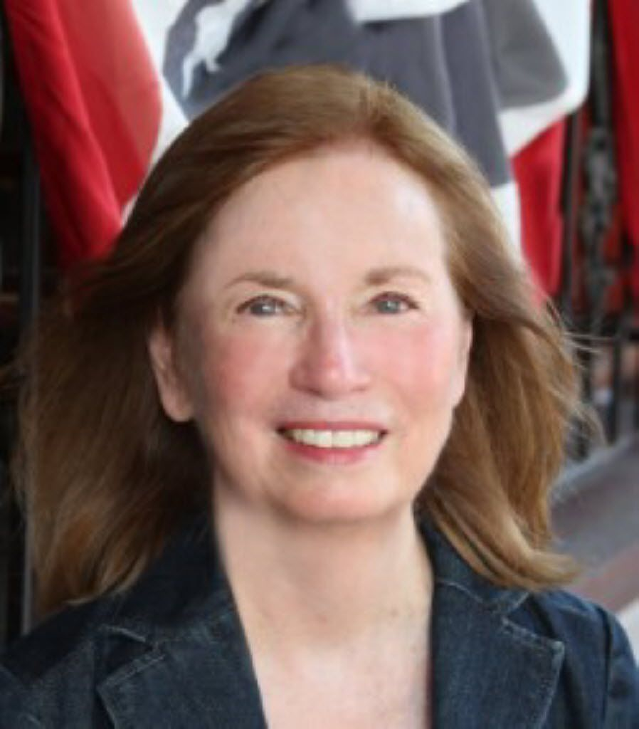 Jan McDowell candidate photo.     Democrat for U.S. House, District 24