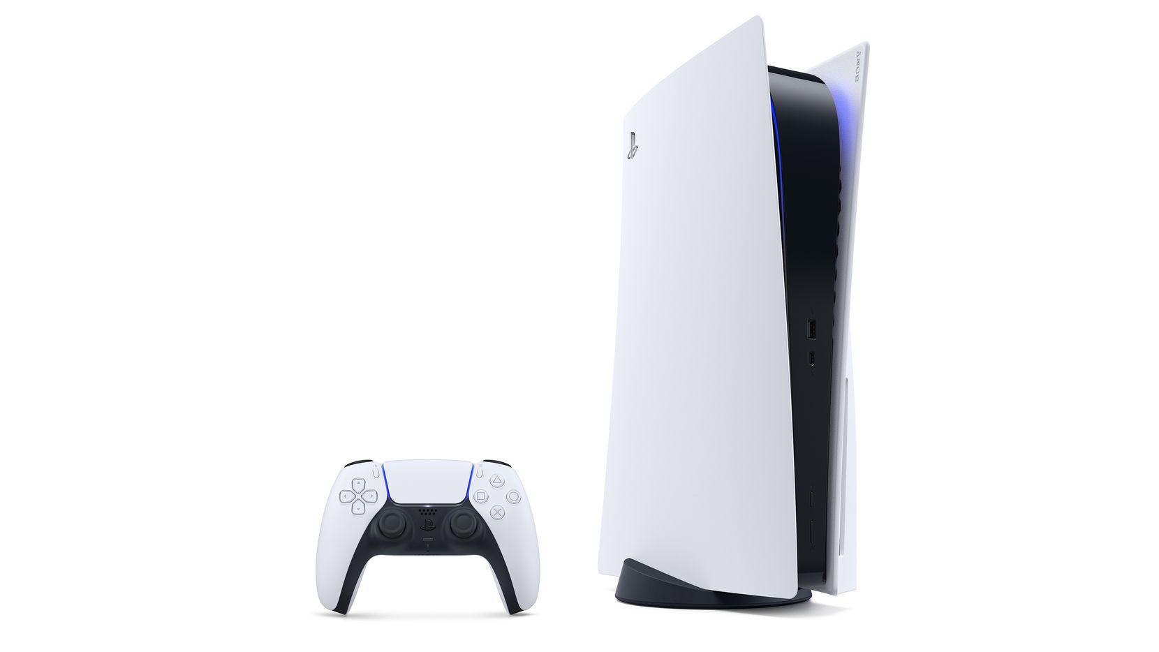 PS5.  Sony puso en el mercado su PlayStation 5 mientras que Microsoft acaba de lanzar la más reciente edición de su Xbox.
