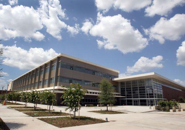 A new Adamson High School awaits students in Oak Cliff.