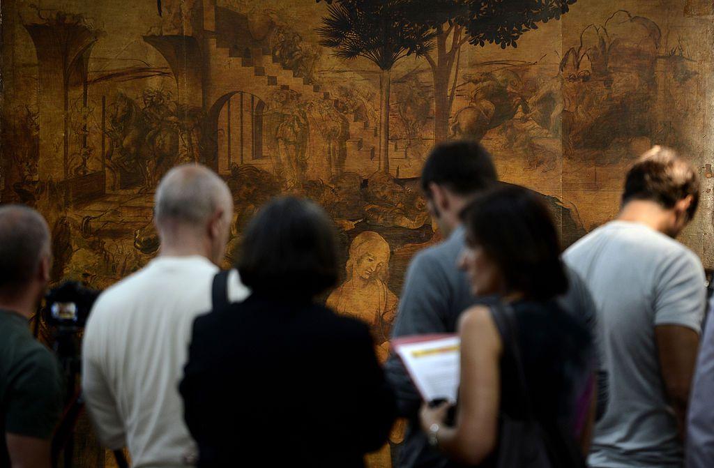 Varios museos del mundo como la Galleria Uffizzi de Florencia, Italia, se pueden recorrer de forma online con recorridos virtuales.