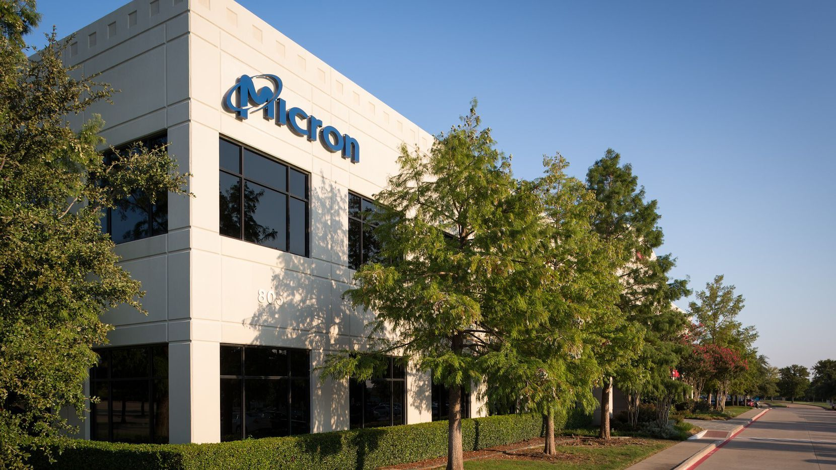 Based in Idaho, Micron Technology has more than 40,000 employees in 17 countries. It has two floors in the One Bethany West building near U.S. Highway 75 in Allen that house design engineering operations.