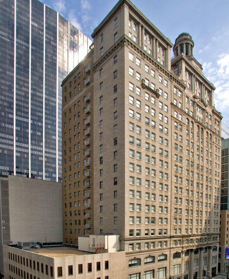 Downtown Dallas' 91-year Old Davis Building Sold To Local