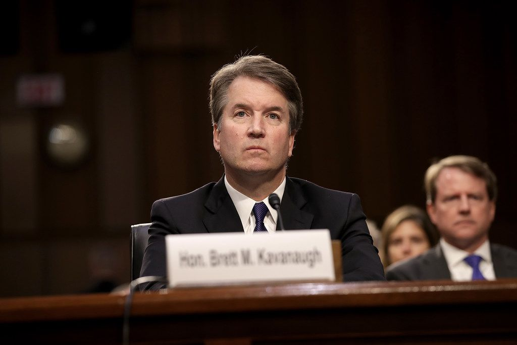 Judge Brett Kavanaugh's decision to delay an unauthorized immigrant minor's abortion was interrogated in Senate hearings on his record.