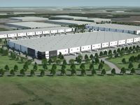 The Intermodal Commerce Park is near Alliance Airport.